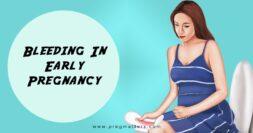Bleeding In Early Pregnancy