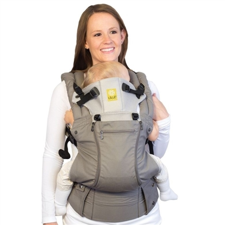 Lilebaby Complete All Seasons 6 in 1 Baby Carrier
