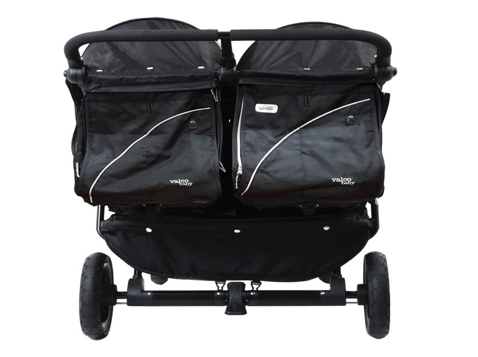 Valco Baby Tri Mode Duo X All Terrain Double Strollers