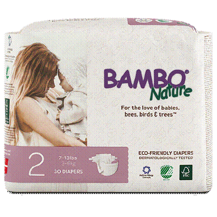 Bambo Nature Eco Friendly Diapers
