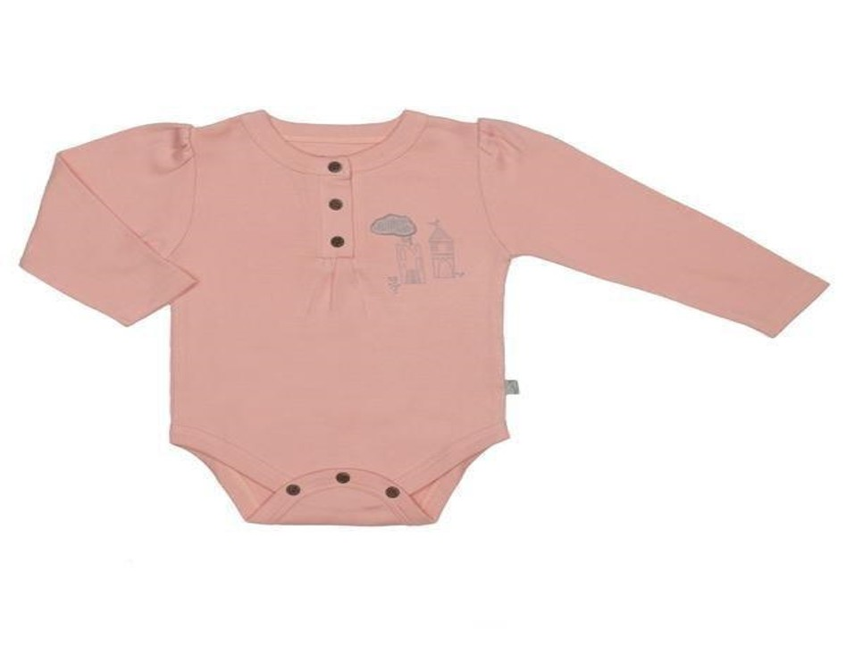 Finn and Emma baby body suit