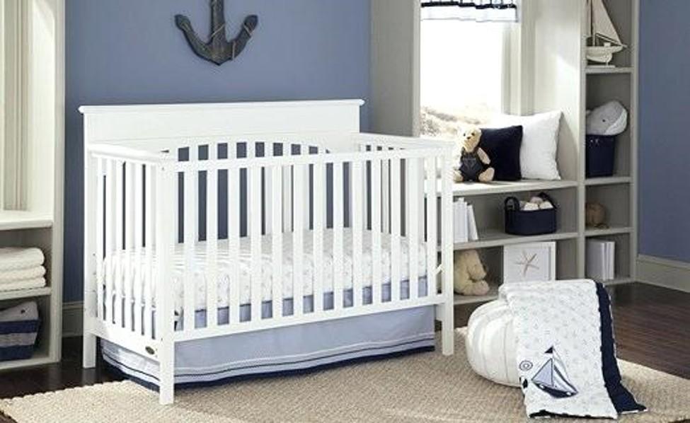 Graco Charleston 4 in 1 Convertible Crib