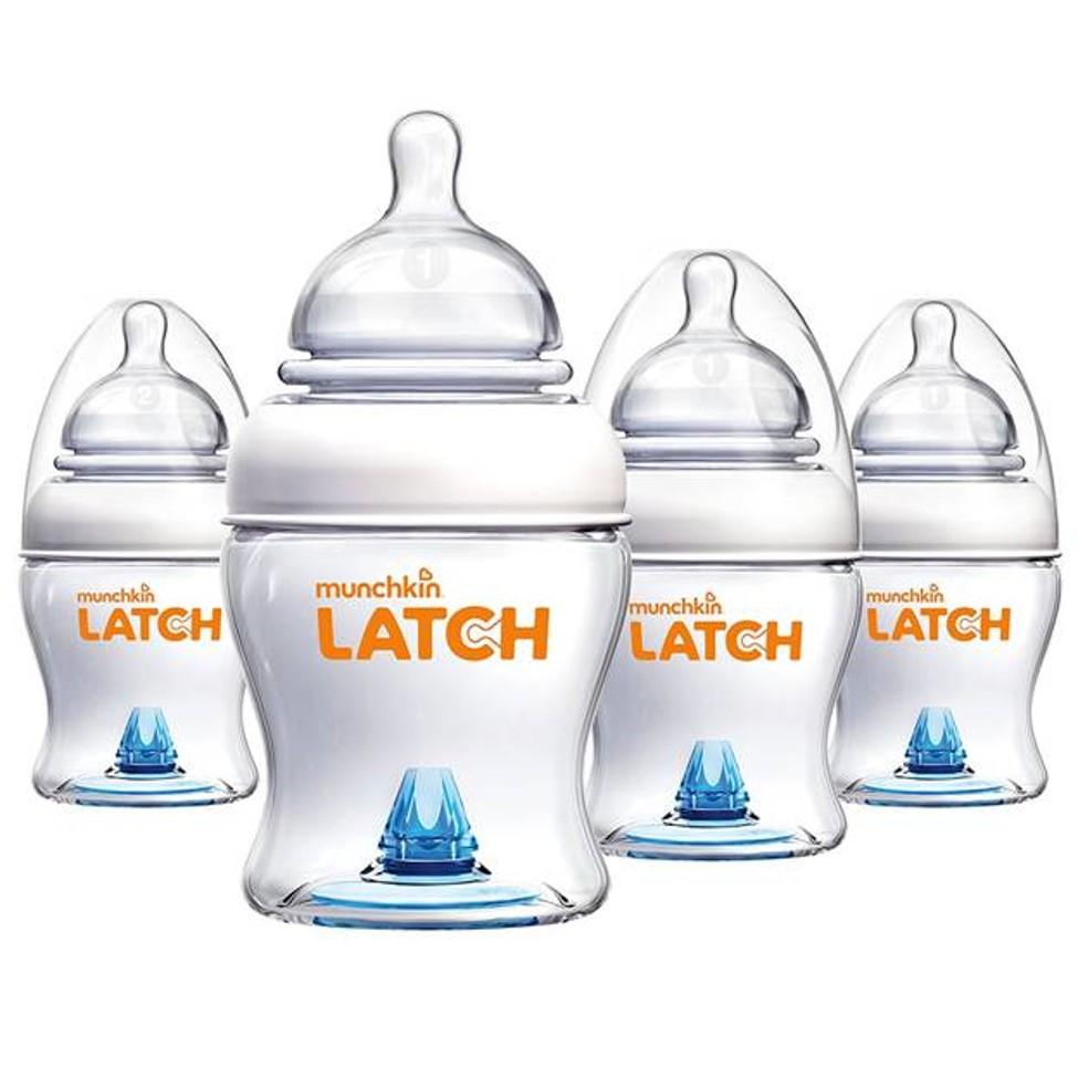 Munchkin Latch Anti Colic Baby Bottles
