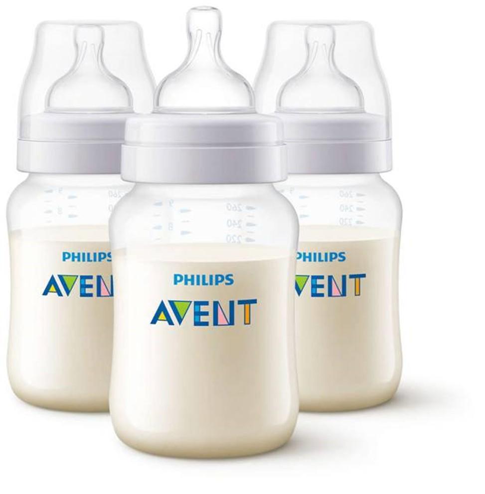 Philip Avent Anti colic Baby Bottles
